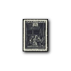 Beneficencia 1938. Cuadros de Velazquez. (Edif. 31) **