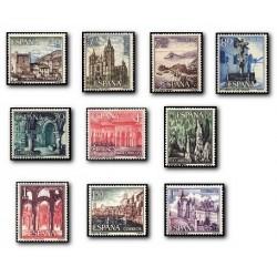 1964 España. Paisajes y Monumentos. (Edif. 1541/1550) **