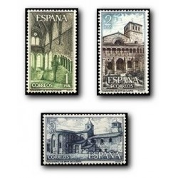 1964 España. Monasterio Sta. María de Huerta. (Edif. 1563/65) **