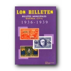 Catalogo de los billetes municipales en la Guerra Civil