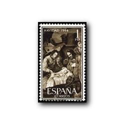1964 España. Navidad. (Edif. 1530) **