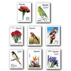 2006 España. Flora y Fauna (Edif. 4212/19)**