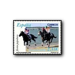 2006 España. Carreras de Caballos de Sanlúcar de Barrameda (Edif. 4253)**