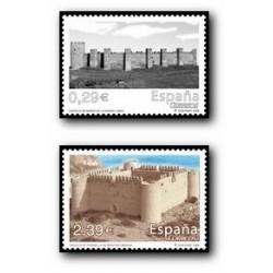 2006 España. Castillos (Edif. 4259/60)**