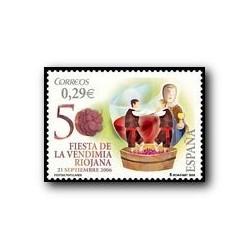 2006 España. Fiestas de la Vendimia Riojana (Edif. 4265)**