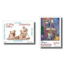 2006 España. Navidad (Edif. 4278/9)**
