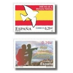 2006 España. Memoria Histórica (Edif. 4286/7)**