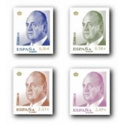2007 España. S.M. D. Juan Carlos I (Edif. 4296/99)**