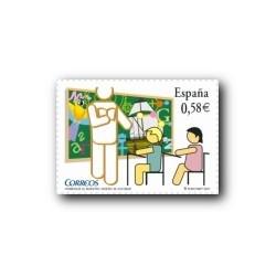 2007 España. Homenaje al Maestro (Edif. 4308)**