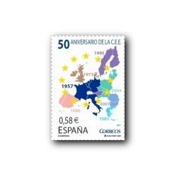 2007 España. 50 Aniv. de la C.E.E. (Edif. 4319)**