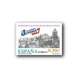 2007 España. JUVENIA 2007 (Edif. 4329)**