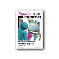 2007 España. Día del Sello (Edif. 4330)**
