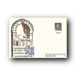 1990 España. Sobre FILATEM '90 (Edif. 16)**