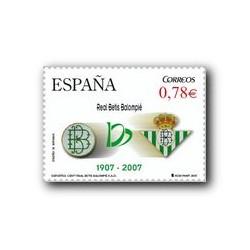 2007 España. Centenario Real Betis Balompié S.A.D. (Edif. 4341)**