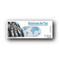 2007 España. Fuerzas Armadas (Edif. 4343)**