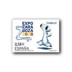 2007 España. Expo 2008 Zaragoza (Edif. 4344)**