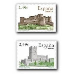 2007 España. Castillos (Edif. 4346/47)**