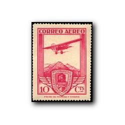 1930 XI Congreso de Internacional de Ferrocarriles. Edif. 484 * (aéreo)