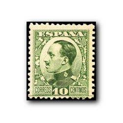 1930-1931 Alfonso XIII (Edif. 492) *