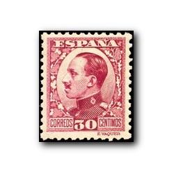1930-1931 Alfonso XIII (Edif. 496) *