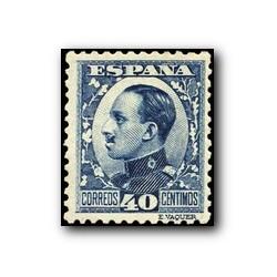 1930-1931 Alfonso XIII (Edif. 497A tipo II) *