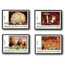1997 Guinea Ecuat. Micología (Edif.233/236) **