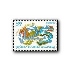 2001 Guinea Ecuat. 125º Aniv. de la Unión Postal Universal (Edif.275) **