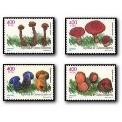 2001 Guinea Ecuat. Micología (Edif.276/279) **