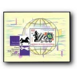2003 Guinea Ecuat. Olimpiadas de Ajedrez 2002 (Edif.314) **