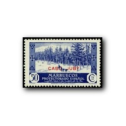 1935-36 Cabo Juby. Sellos de Marruecos (Edif. 82)*