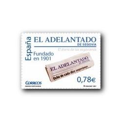 2007 España. Diarios - El Adelantado de Segovia (Edif. ?)**