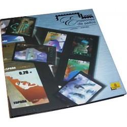 Álbum de sellos Correos España y Andorra 2005 sin sellos