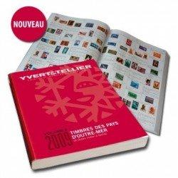 Catalogo de Sellos Yvert et Tellier Países de Ultramar de O a S. 2009