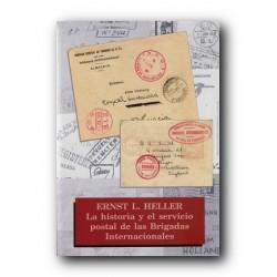 Historia postal y servicio postal de las Brigadas Internacionales