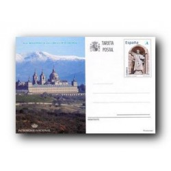 2008 España. Tarjetas Entero Postales - Patrimonio Nacional **