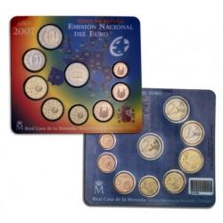 2007 España Euroset (carterita oficial)