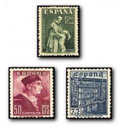 1946 España. Día del Sello. (Edif.1002/4) **