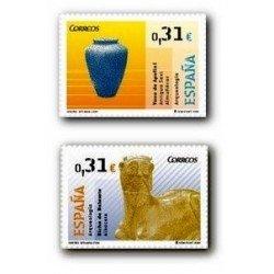 2008 Sellos de España. Arqueologia. (Edif. 4395/96)**