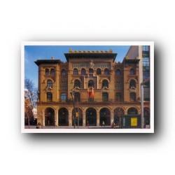 2008 España. La Tarjeta del Correo - Arquitectura Postal **