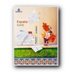 2008 Sellos de España. Europa - Cartas. (Edif. 4410)**