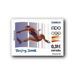 2008 Sellos de España. JJ.OO. Beijing 2008 (Edif. 4424)**