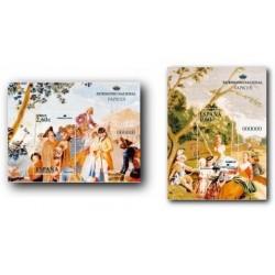 2008 Sellos de España. Patrimonio Nacional - Tapices (Edif. 4427/28)**