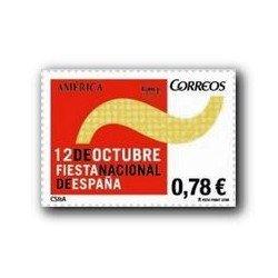 2008 Sellos de España. América UPAEP (Edif. 4438)**