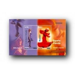 2008 Sellos de España. Bailes Populares (Edif. )**