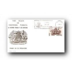 1980 SPD España. La Hacienda Pública y Los Borbones. (Edif.2573)