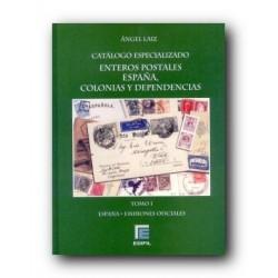 Catálogo Especializado Enteros Postales de España