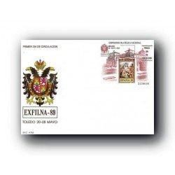 1989 SPD España. Exfilna '89. (Edif.3012)