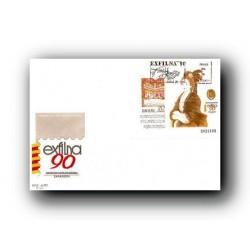 1990 SPD España. Exfilna '90. (Edif.3068)