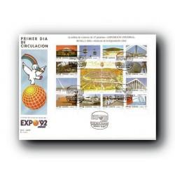 1992 SPD España. EXPO '92 (Edif.3164/87)