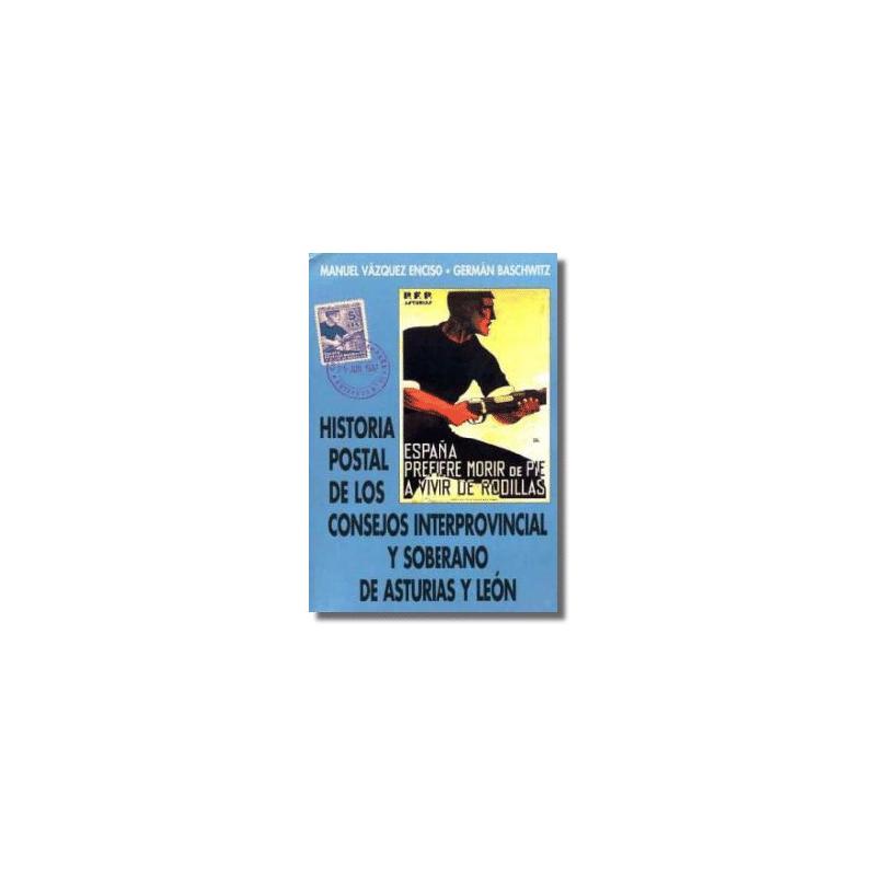 Historia postal de los consejos interprovincial y soberano de As